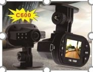Car Camera Recorder C600