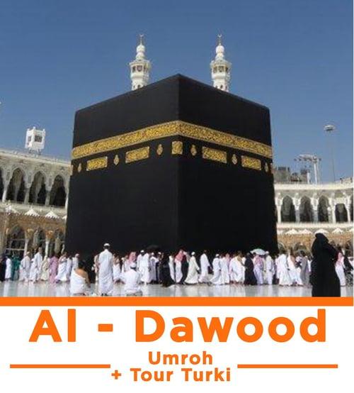 Al Dawood Umroh + Tour Turki