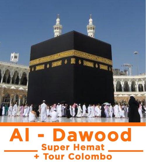Al - Dawood Super Hemat + Tour Colombo