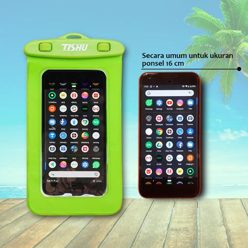 Waterproof Tishu Phone Case