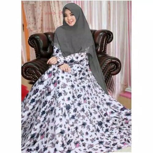 Jual Best Seller Gamis Riana Monalisa Premium Dress Baju Muslim Wanita Terbaru Syari Hk Grosir Ralali Com