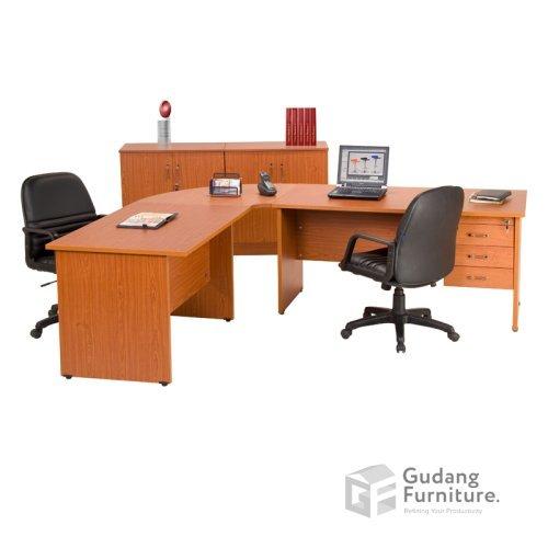 Meja Kantor Staff Aditech MPS 02