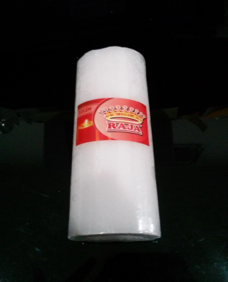 Lilin Raja Jumbo Putih