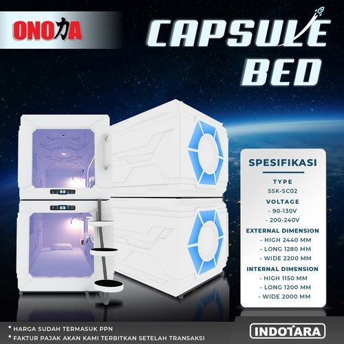 CAPSULE BED ONODA - SSK-SC02