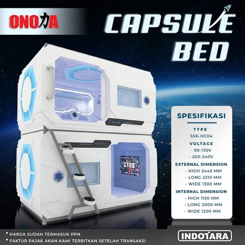 CAPSULE BED ONODA - SSK-HC04