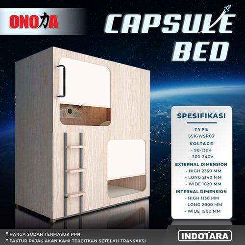 CAPSULE BED ONODA - SSK-WSR03