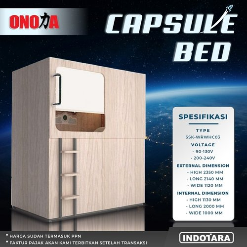 CAPSULE BED ONODA - SSK-WRWHC03