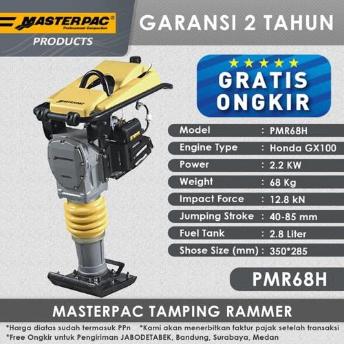 Masterpac Tamping Rammer PMR68H