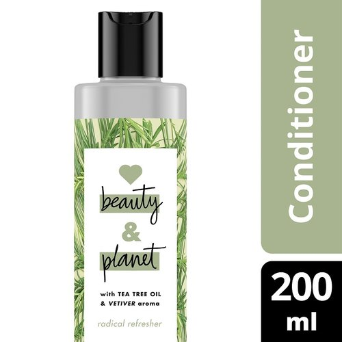 Love Beauty & Planet Conditoner Tea Tree Oil & Vetiver 200ml