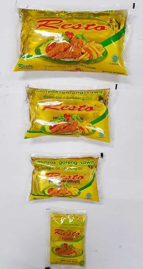 RESTO Minyak Goreng  Bantal 180ml 1 Karton