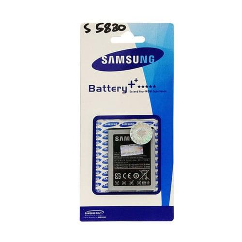 Battery Ori 99 Samsung S5830/S5660/S6670/S6102/S6310 600mAh 2IC