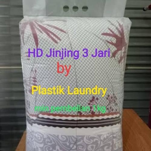 Plastik Jinjing 3 Jari HD Super