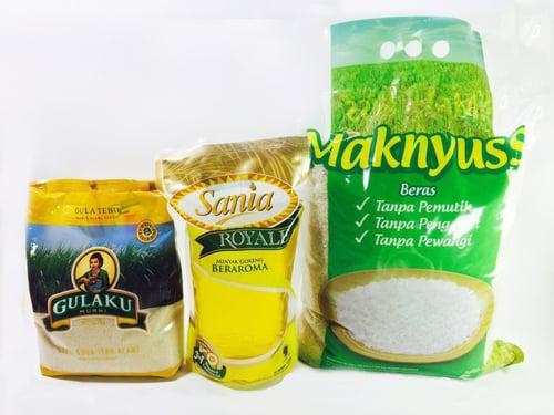 Paket Sembako untuk Segala Kebutuhan