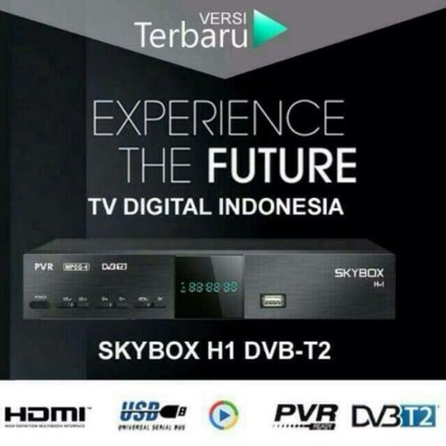 SKY BOX Set Top Box DVB - T2 / Riceiver TV