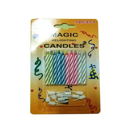 ARWANA Lilin Magic 10s