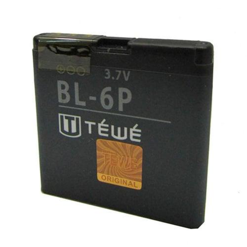 BATTERY TEWE NOKIA BL-6P DP 900MAH AA