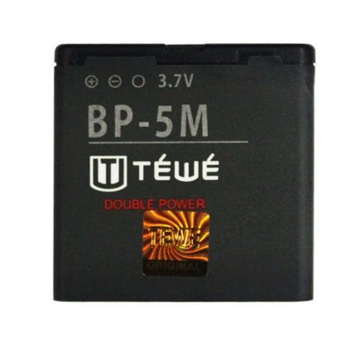 BATTERY TEWE NOKIA BP-5M DP 1080MAH AA