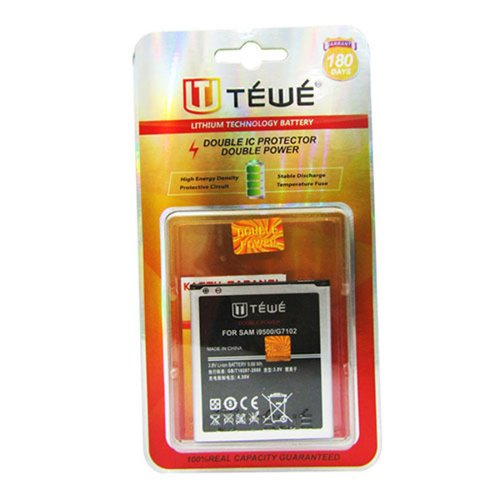 BATTERY TEWE SAMSUNG I9500/S4/I9150/G7106 DP 2200MAH AAA