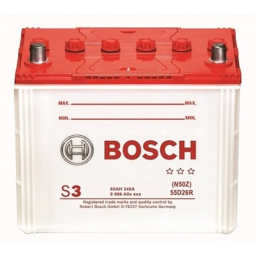 BOSCH Battery Dry Charge 55D23R