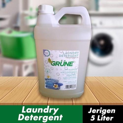 GRUNE - Laundry Detergent / Deterjent Pakaian Mayami - Jerigen 5 Liter