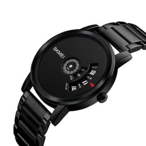 Jam Tangan Pria Digital SKMEI 1260 Black Water Resistant 30M