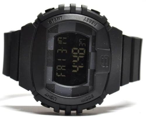 Jam Tangan Pria Digital SKMEI 1304 Black Water Resistant 50m