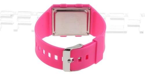 Jam Tangan Wanita Digital SKMEI 0814 Hot Pink Water Resistant 50M