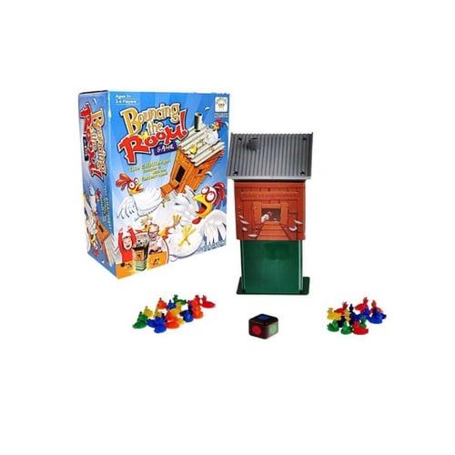 Mainan Keluarga - Family Game Bouncing The Room Lempar Ruangan