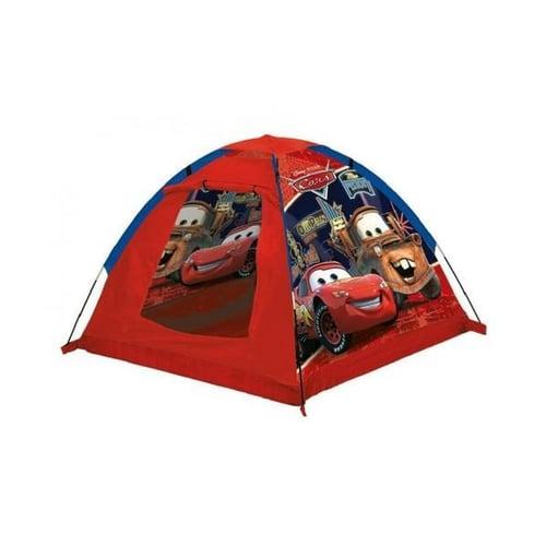 Mainan Anak Laki Laki - Tenda Pop Kids Tent Poptent Cars Merah