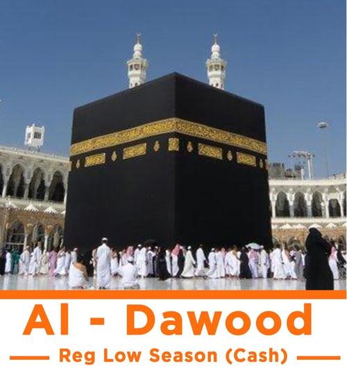 Al Dawood Paket Regular Low Season (Cash)