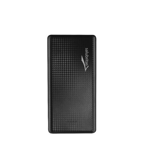 SALUBRITAS Powerbank LCD S0660 White 6.000 Mah