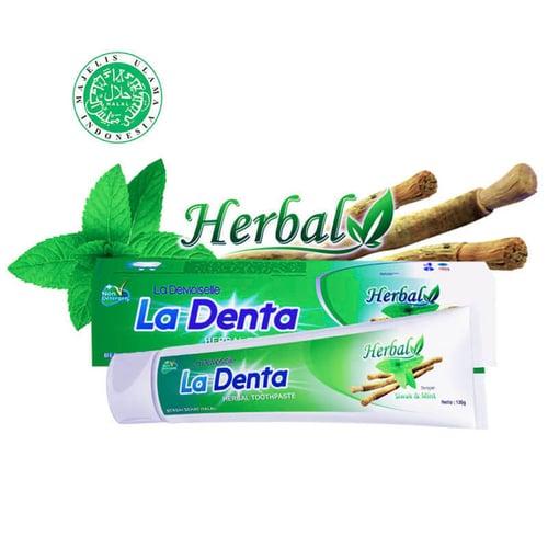 LA DEMOISELLE Pasta Gigi Herbal La Denta 135 gram