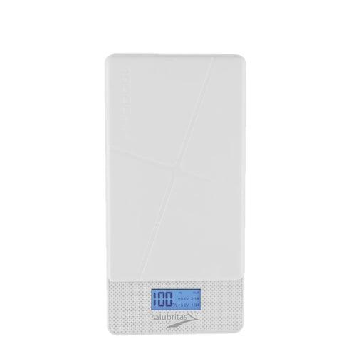 SALUBRITAS Powerbank S1083 White 10.000 Mah