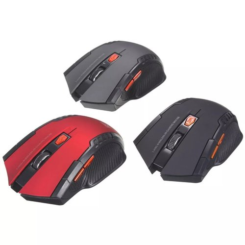 FANTECH GAMING MOUSE WIRELESS W4