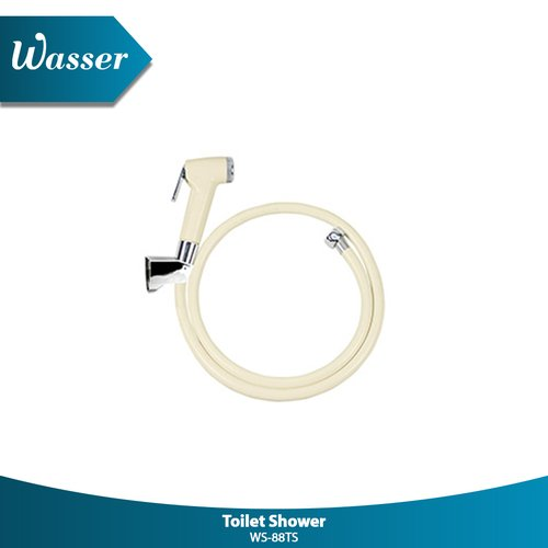 WASSER Ws-88Ts Toilet Shower Set Tsh-Cream Ivory
