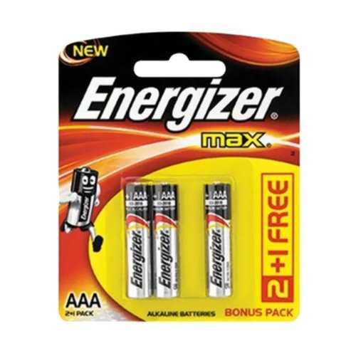 ENERGIZER Max Battery AA2 Isi 2+1