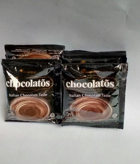 CHOCOLATOS CHOCOLATE DRINK BY GARUDA FOOD 10 SACHET