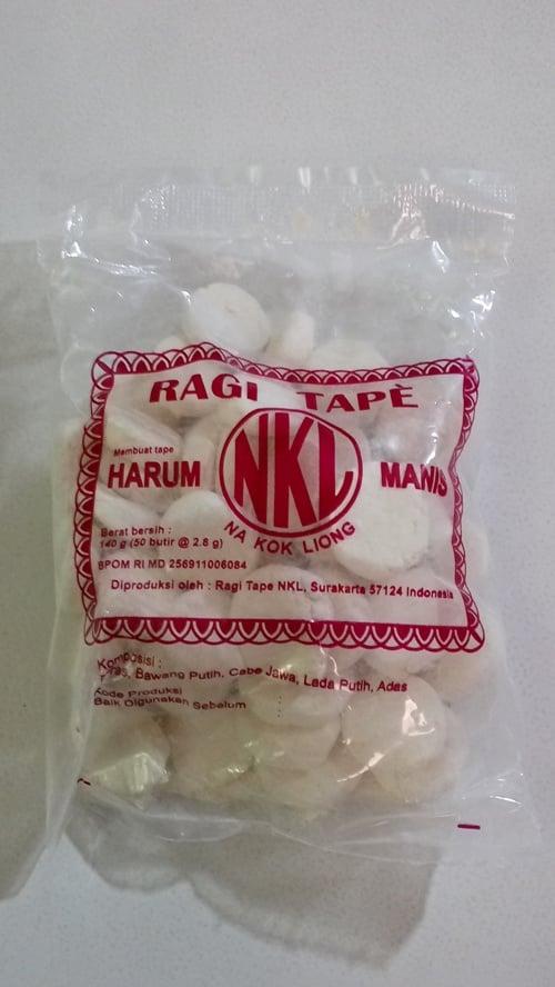 Ragi Tape NKL 50 pc