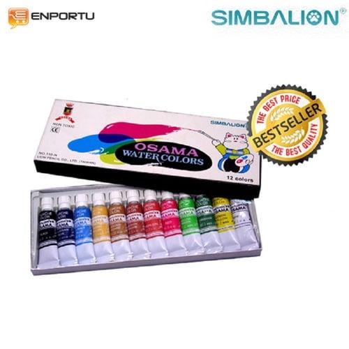 Simbalion Osama Water Color 12 Colors - 110N/120 Cat Air