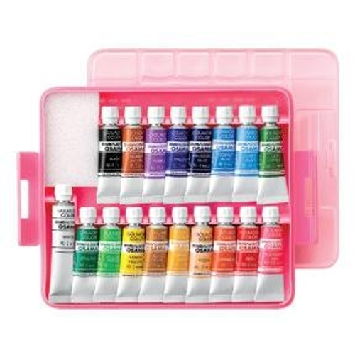 Simbalion Watercolor Plastic Case WCP 18 / GCP 18A - Cat Air Simbalion