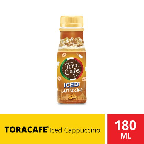 TORACAFE Iced Cappuccino 180 ml