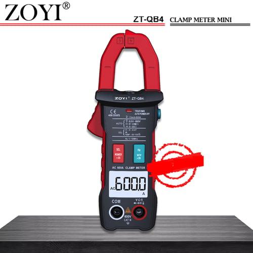 ZOYI ZT-QB4 Smart Clamp Meter With Capacitance Temparature