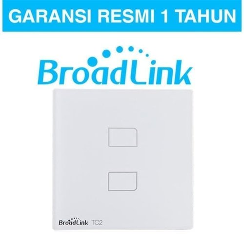 BROADLINK TC2 Saklar Lampu Smart Switch Smart Home