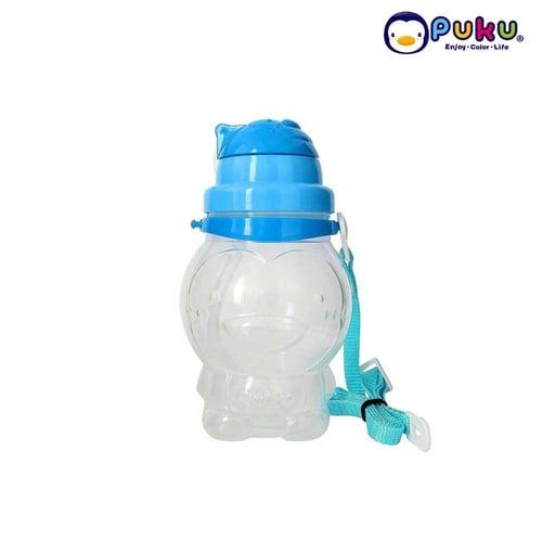 Puku Botol Minum Anak 850 ML Blue - BPA FREE P14616