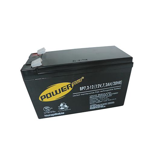 POWERPLUS Baterai UPS 12v7,2ah ( Battery UPS VRLA SLA )