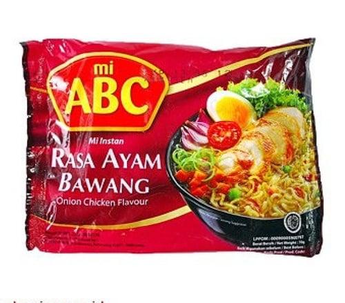 ABC Mie Instant Ayam Bawang per Karton