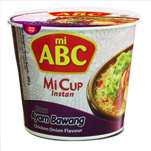 ABC Cup Ayam Bawang per Karton