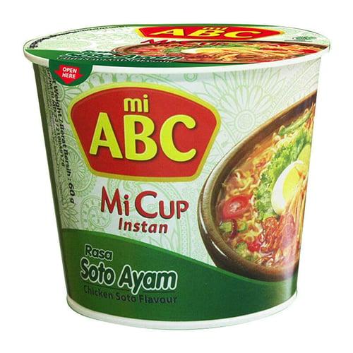 ABC Cup Soto Ayam per Karton