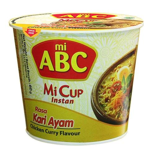 ABC Cup Kari Ayam per Karton