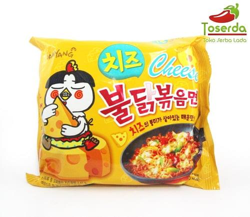 Mie Instan Korea Samyang Cheese